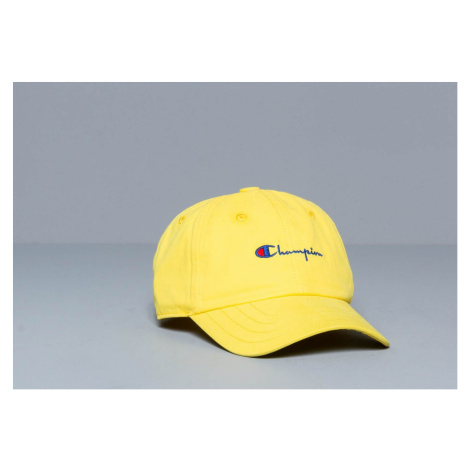 Champion Cap Yellow