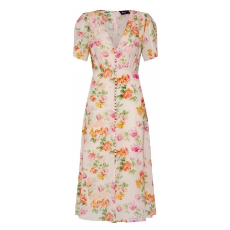 The Kooples Sukienka 'FROB18074K' różowy pudrowy