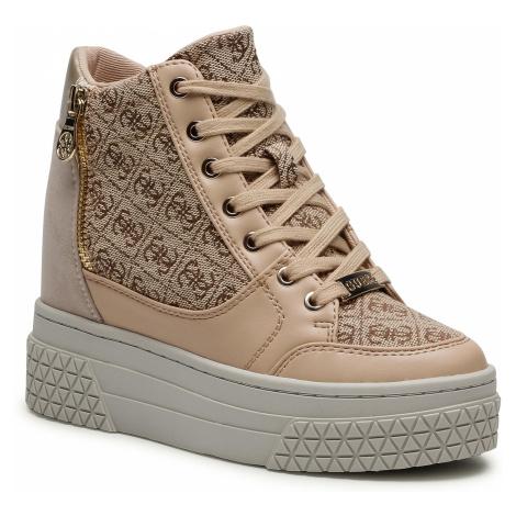 Sneakersy GUESS - Riggz3 FL6RI3 FAL12 BEIBR