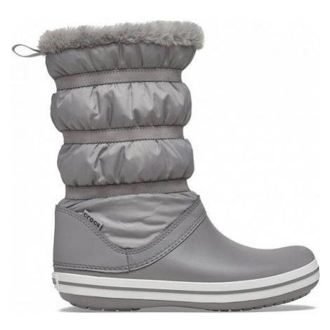Buty Crocs Crocband Boot W 206570 SMOKE/SMOKE