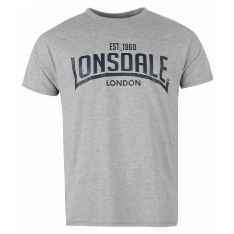 Lonsdale Box T Shirt Mens