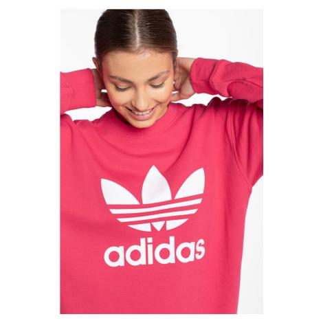 Bluza adidas Trf Crew Sweat 436 Raspberry