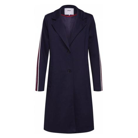 ONLY Płaszcz przejściowy 'Liselle Ruby' niebieska noc