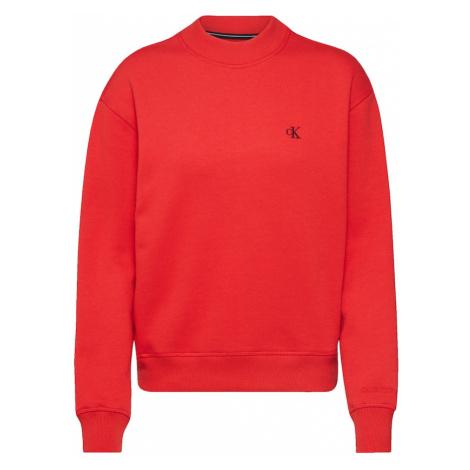 Calvin Klein Jeans Bluzka sportowa czerwony