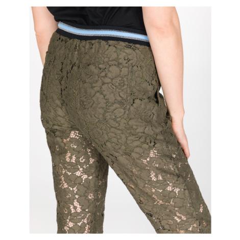Pinko Sarah Spodnie dresowe Zielony