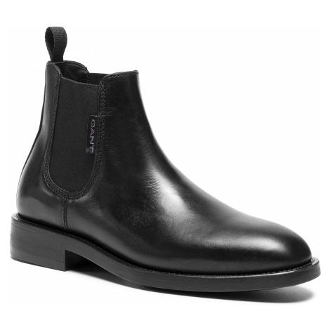 Męskie obuwie do kostek GANT
