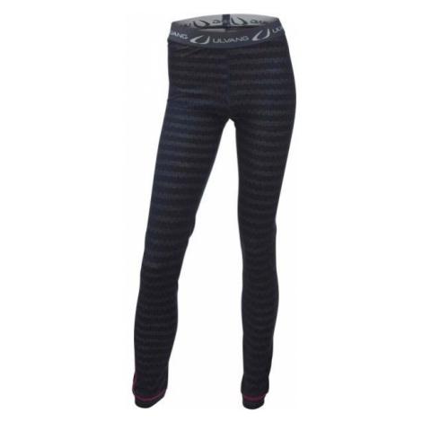 Ulvang 50FIFTY 2.0 W - Wełniane spodnie termoaktywne damskie