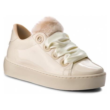 Sneakersy GUESS - FLURN3 PAF12 BEIGE