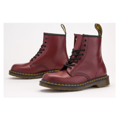 DR MARTENS CHERRY RED SMOOTH > 10072600