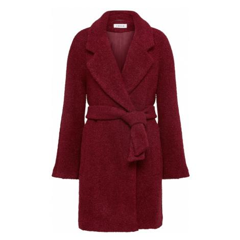 EDITED Płaszcz przejściowy 'Georgia' bordowy