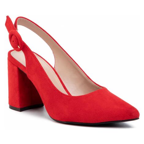 Sandały JENNY FAIRY - LS5233-01 Red 1