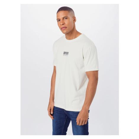 DRYKORN Koszulka 'SAMUEL_CODE' biały