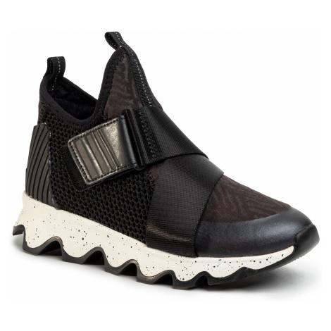 Sneakersy SOREL - Kinetic Sneak LL3507 Black/Sea Salt 010