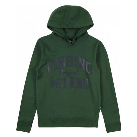 VINGINO Bluza niebieska noc / trawa zielona