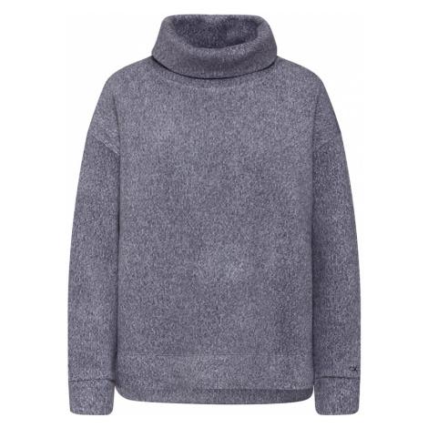 Calvin Klein Bluzka sportowa 'ROLL NECK LS HWK' szary