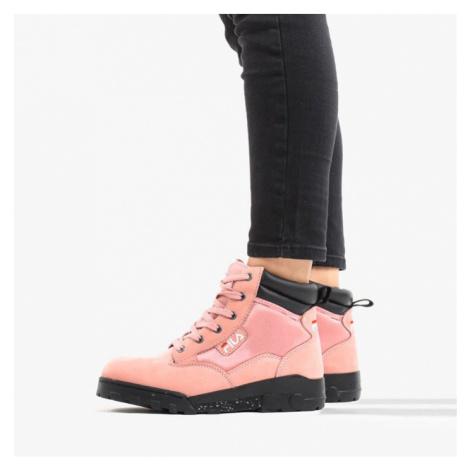 Buty damskie sneakersy Fila Grunge II mid WMN 1010740 71N