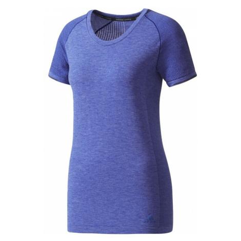 koszulka do biegania damska ADIDAS PRIMEKNIT WOOL TEE / BP6856