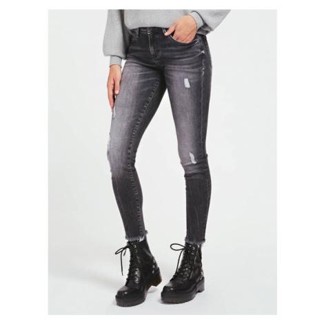 Damskie skinny jeansy Guess