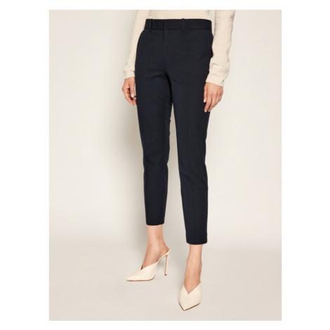 Polo Ralph Lauren Spodnie materiałowe Str-Pnt 211752934002 Granatowy Slim Fit