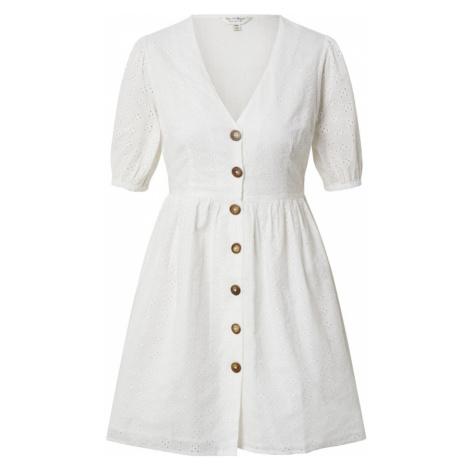 Miss Selfridge Sukienka 'BRODERIE' biały
