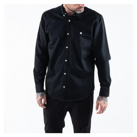 Koszula męska Carhartt WIP Madison Shirt I023339 BLACK/WAX