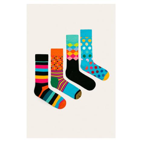 Happy Socks - Skarpetki Classics (4-pack)