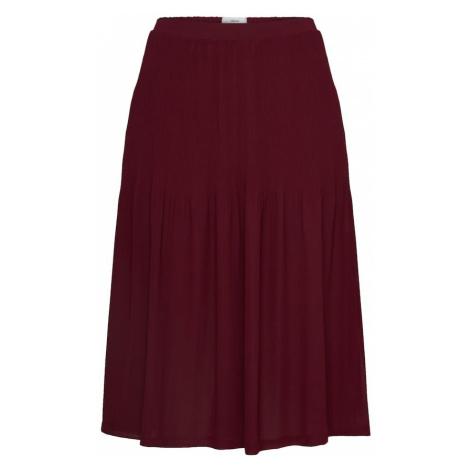 Minimum Spódnica 'Botilda ' czerwony