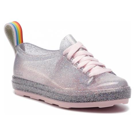 Półbuty MELISSA - Mel Be Rainbow Inf 32638 Glass Holographic Pink 53385