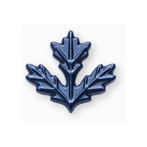 Ombre Clothing Men's lapel pin leaf A236