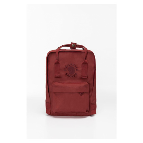 Plecak Fjallraven Re-Kanken Mini 326 Ox Red Fjällräven