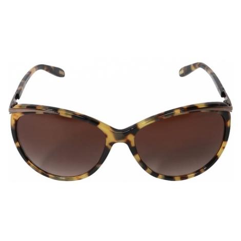 RALPH LAUREN Okulary przeciwsłoneczne brązowy