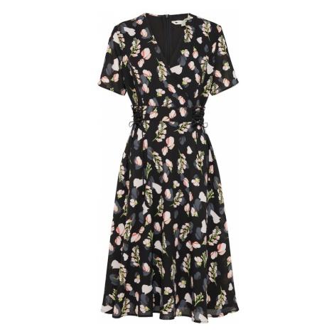Yumi Sukienka 'LACE TIE' mieszane kolory / czarny