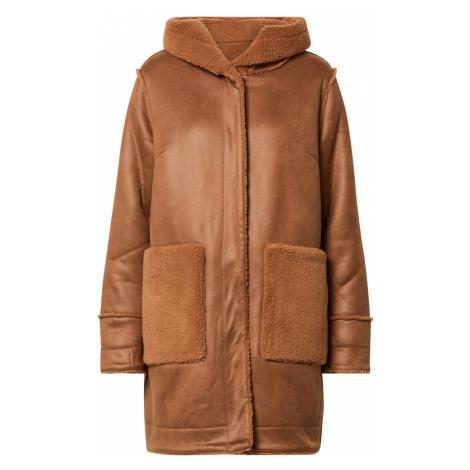 Y.A.S Płaszcz przejściowy 'Yassera' brązowy