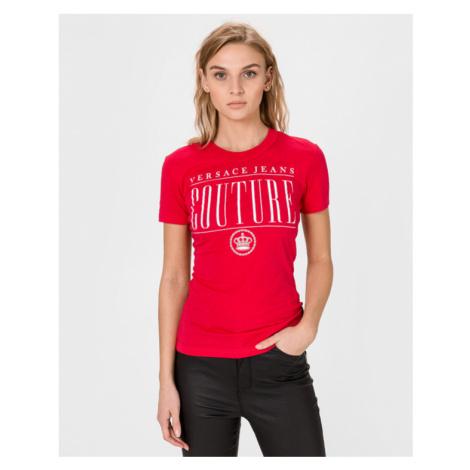 Versace Jeans Couture Koszulka Czerwony