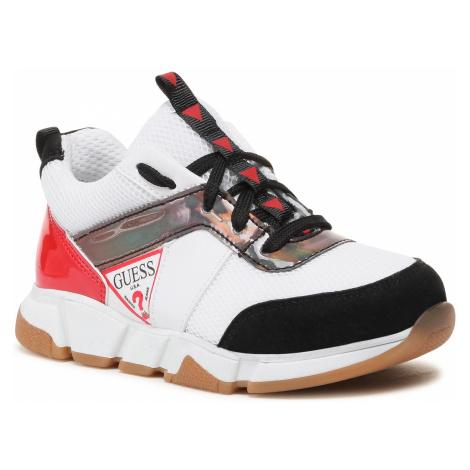 Sneakersy GUESS - Ricky FI5RIC ESU12 OFWHI