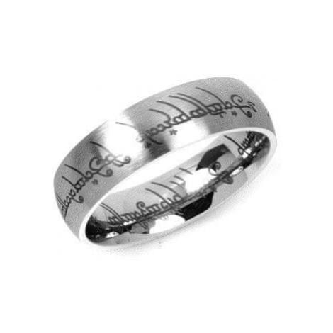 Silvego stalowy pierścień Władca pierścieni może RRC2010 (obwód 54 mm)