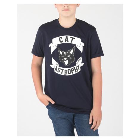 Diesel Tisco Koszulka dziecięce Niebieski