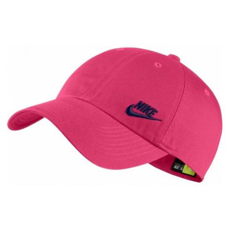 Nike H86 CAP FUTURA CLASSIC różowy  - Czapka z daszkiem damska