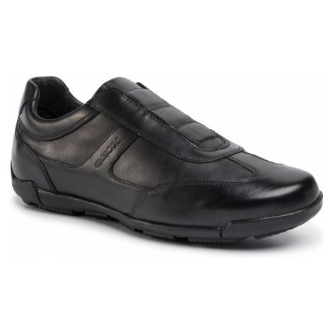 Sneakersy GEOX - U Edgeware B U023BB 043BC C9999 Black