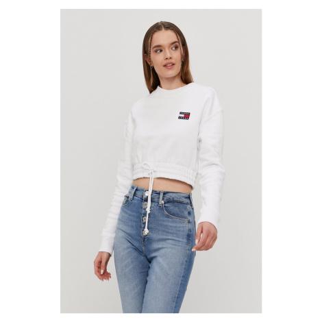 Tommy Jeans - Bluza bawełniana Tommy Hilfiger