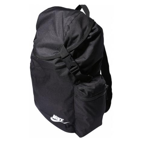 Nike Sportswear Plecak 'Heritage' biały / czarny