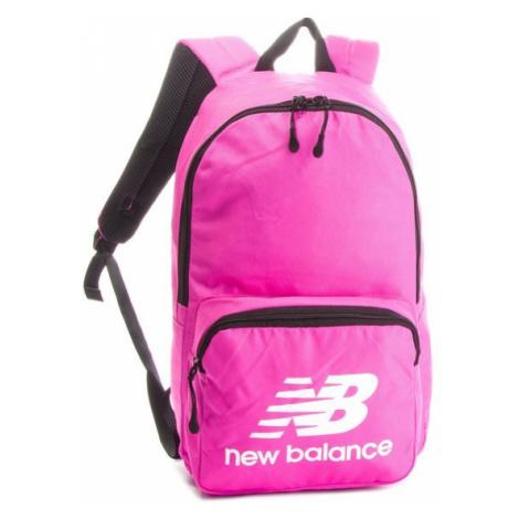 New Balance Plecak Class Backpack NTBCBPK8PK Różowy