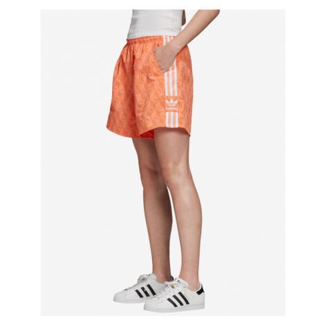 adidas Originals Szorty Pomarańczowy