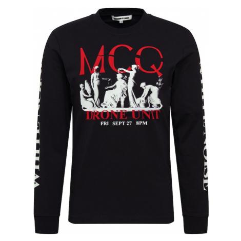 McQ Alexander McQueen Koszulka czarny
