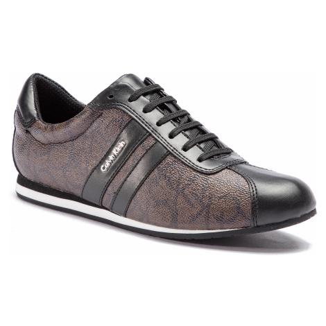 Sneakersy CALVIN KLEIN - Gayla N12017 Chocolate