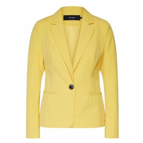 VERO MODA Marynkarka 'Caro' żółty