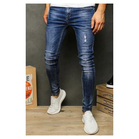 Men's blue jeans pants UX2612 DStreet