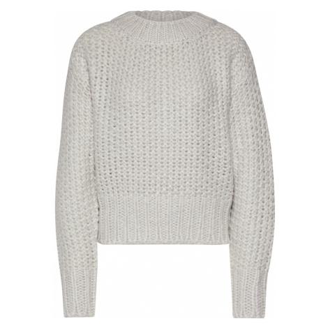 NA-KD Sweter jasnoszary