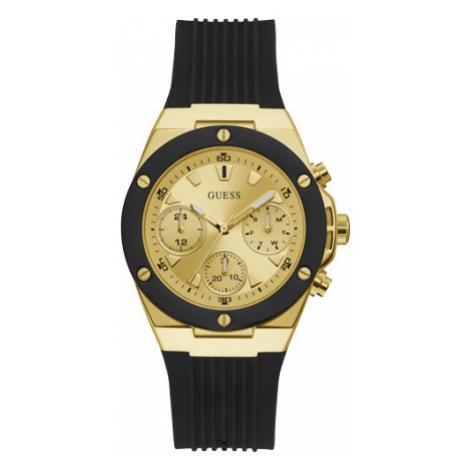 Zegarek GUESS - Athena GW0030L2 BLACK/GOLD
