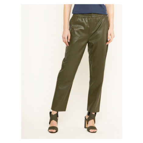 Spodnie skórzane Pepe Jeans